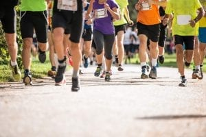Blue Ribbon Run @ Woodhaven | Michigan | United States
